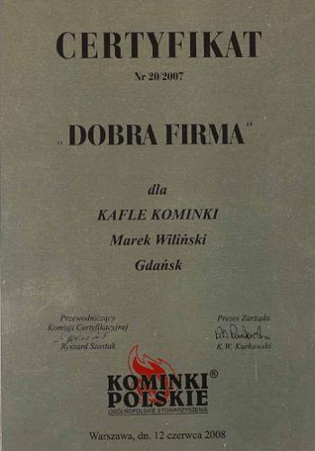 wilinski-certyfikat-dobra-firma