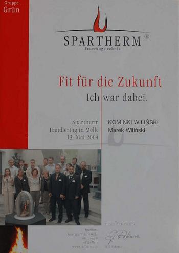 wilinski-certyfikat-spartherm