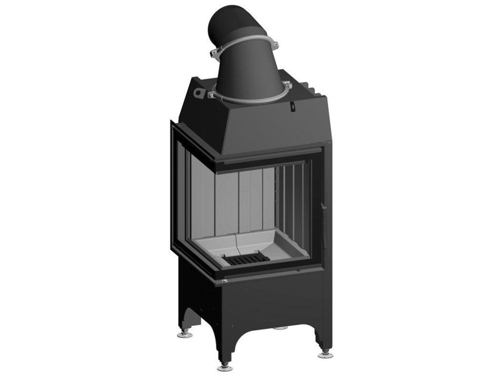 Wkład kominkowy Mini 2L-4S