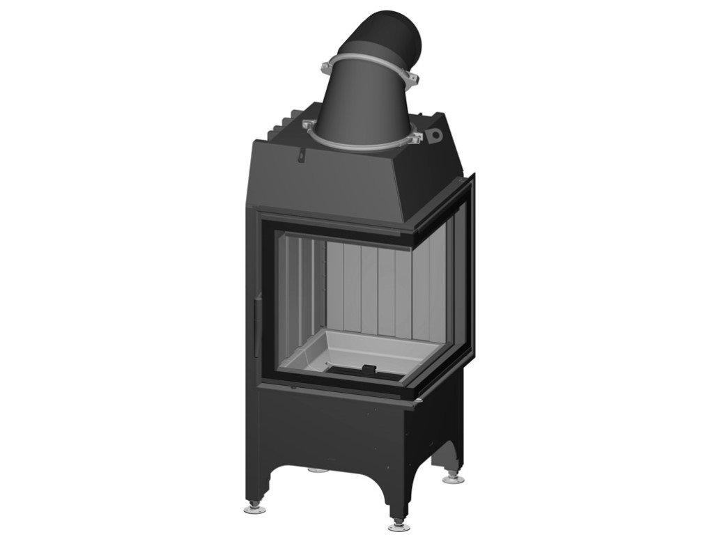 Wkład kominkowy Mini 2R-4S