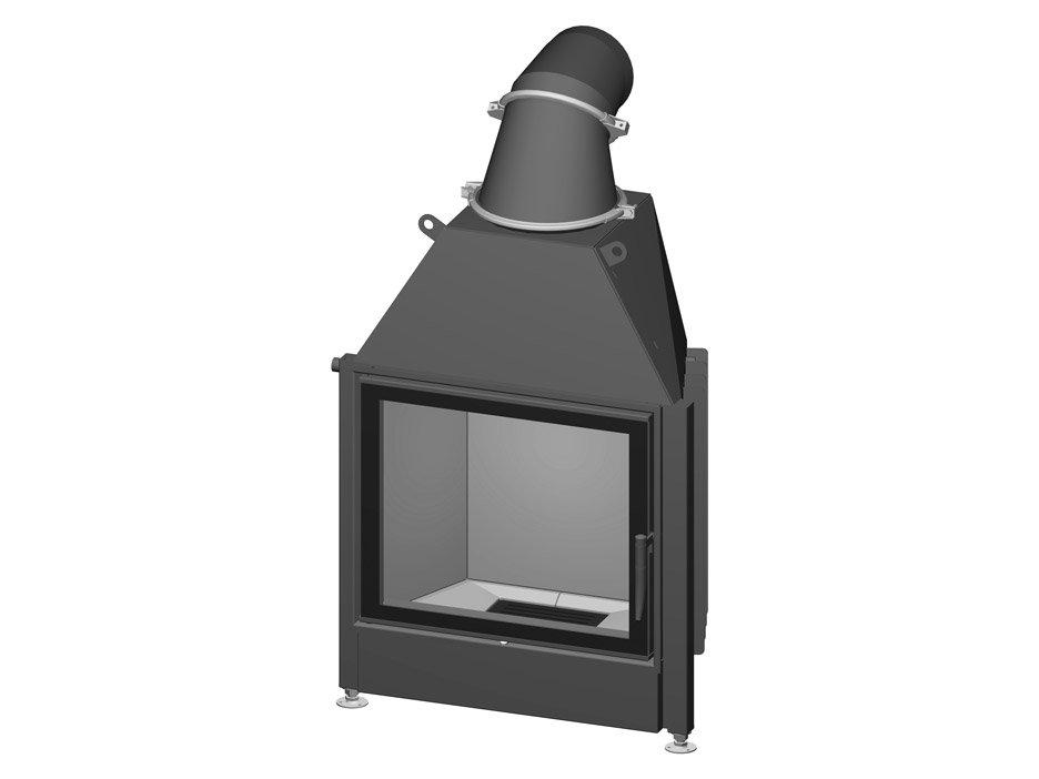 Wkład kominkowy mini-s-4s