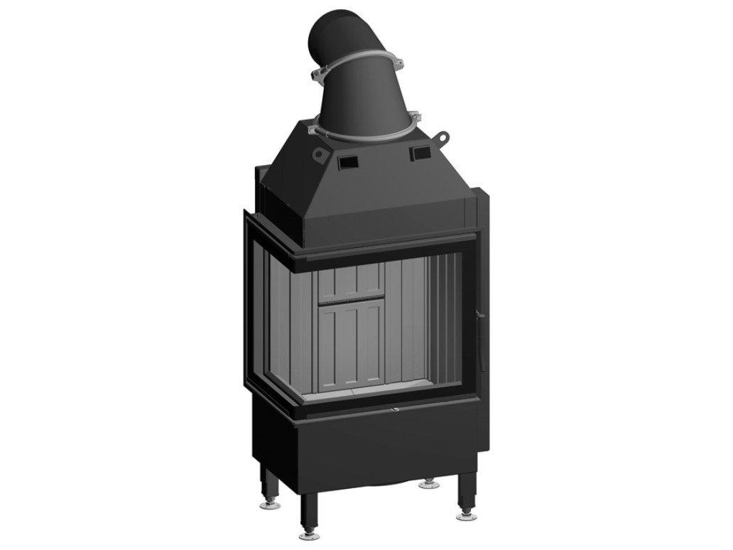 Wkład kominkowy Varia 2L-55-4S