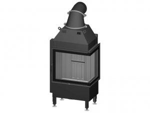 Wkład kominkowy Varia 2R-55-4S