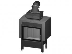 Wkład kominkowy Varia 1 V H2O XL-4S RLU